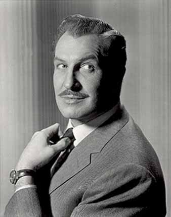 an analysis of the roles in horror movies by an actor vincent price Although he'd been making films since 1938, the st louis-born actor made his  way into horror history in the 1950s with breakout roles in.
