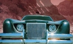 The Car - Movie Poster