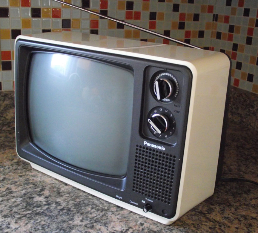 Gateway To Geekdom In Praise Of The Black And White Television